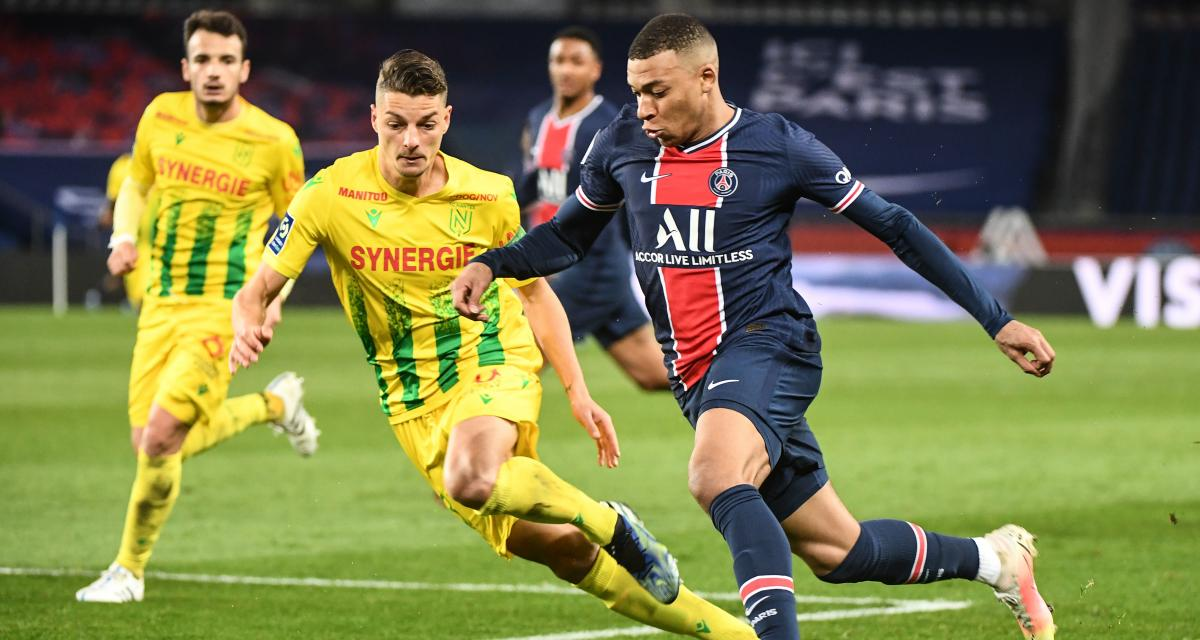 PSG - FC Nantes (1-2) : le Top et les Flops des Parisiens