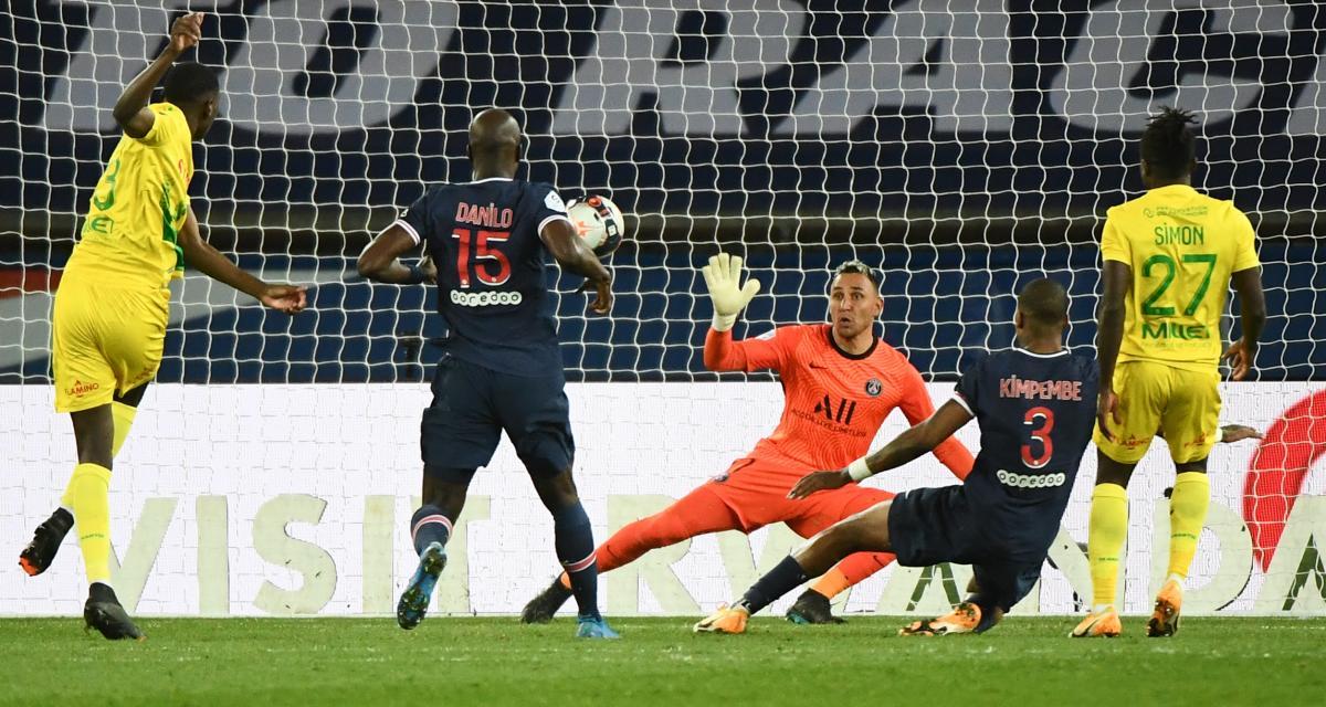 PSG - FC Nantes (1-2) : Kolo Muani, la VAR... les Tops et le Flop après l'exploit des Canaris