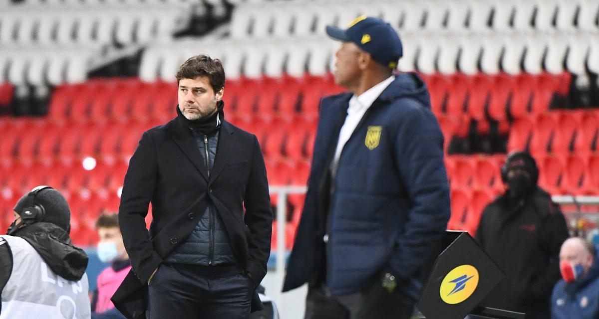 PSG - FC Nantes (1-2) : extrasportif, responsabilités... Pochettino explique la défaite parisienne