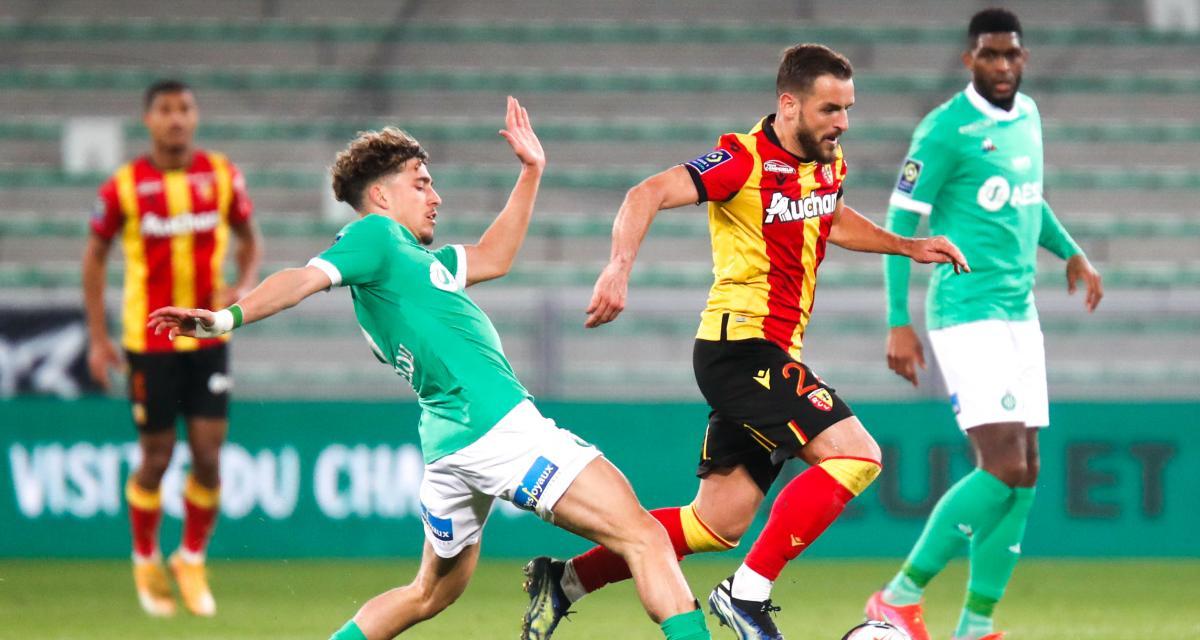 RC Lens : un Sang et Or répond au tacle d'Haise et veut titiller l'OM et le Stade Rennais jusqu'au bout