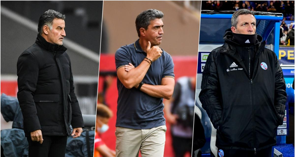 LOSC, Stade de Reims, RC Strasbourg : le Top 5 des entraîneurs inamovibles en Ligue 1