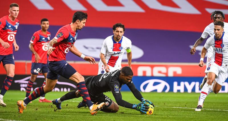 PSG - Lille sur France 2 et Eurosport 2