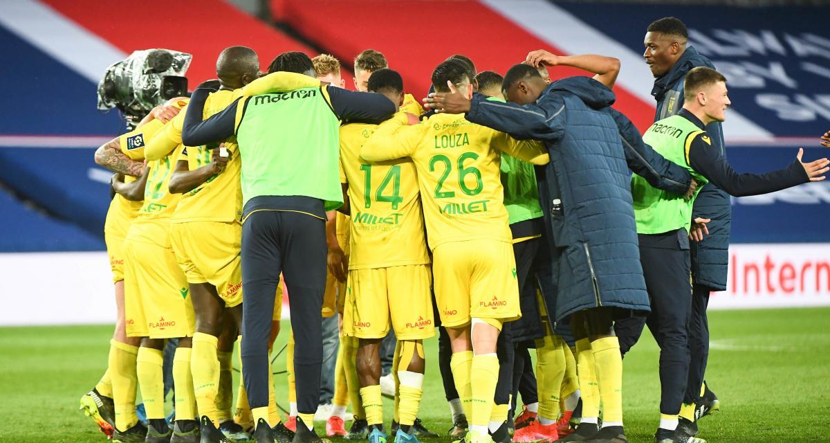 FC Nantes – L'oeil de Denis Balbir: « Que certains supporters souhaitent la L2,ça me dépasse»