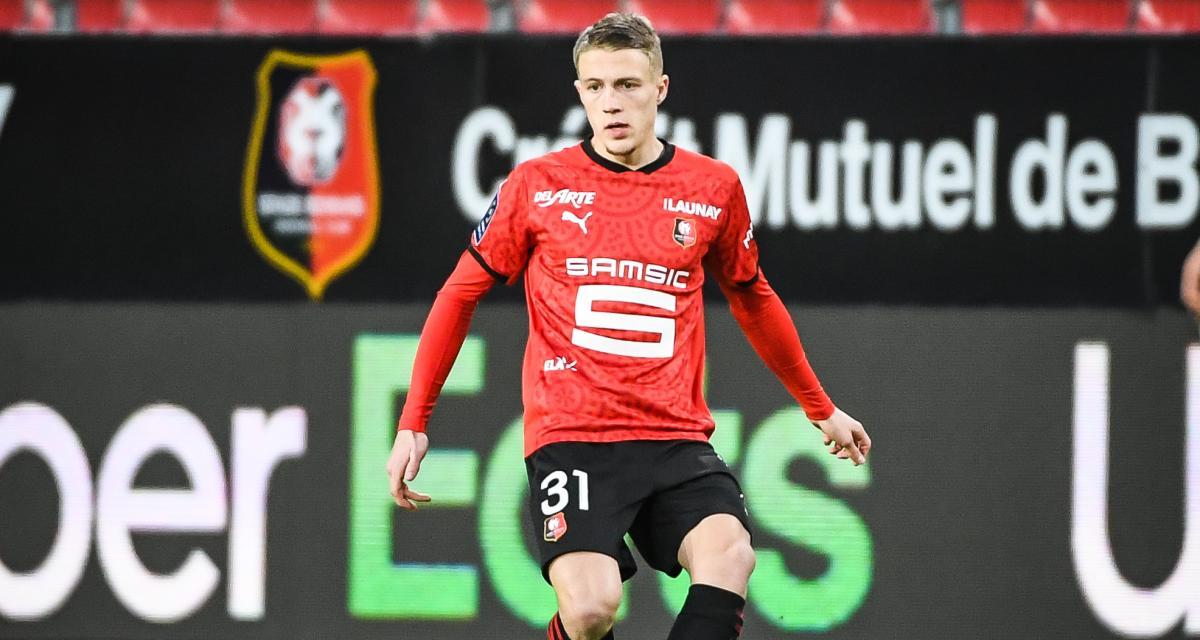 Stade Rennais : Truffert a fait un choix fort pour son avenir