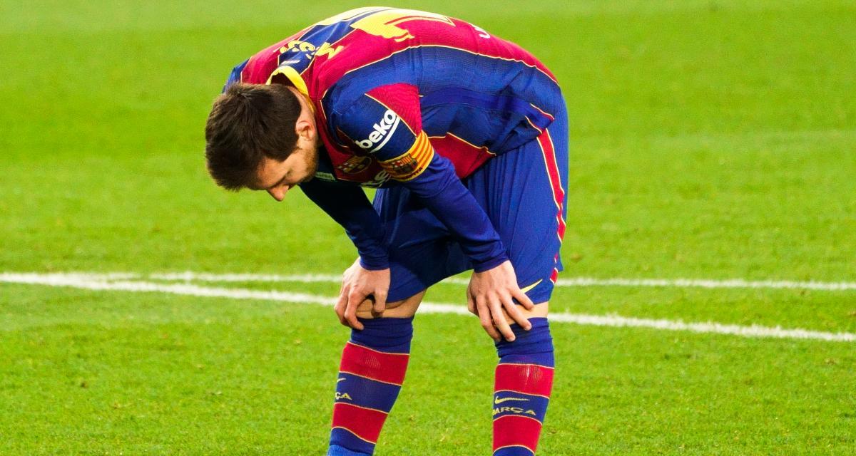 Résultat Liga : but exceptionnel de Messi, énième record et avantage Barça face à Huesca (2-1, MT)