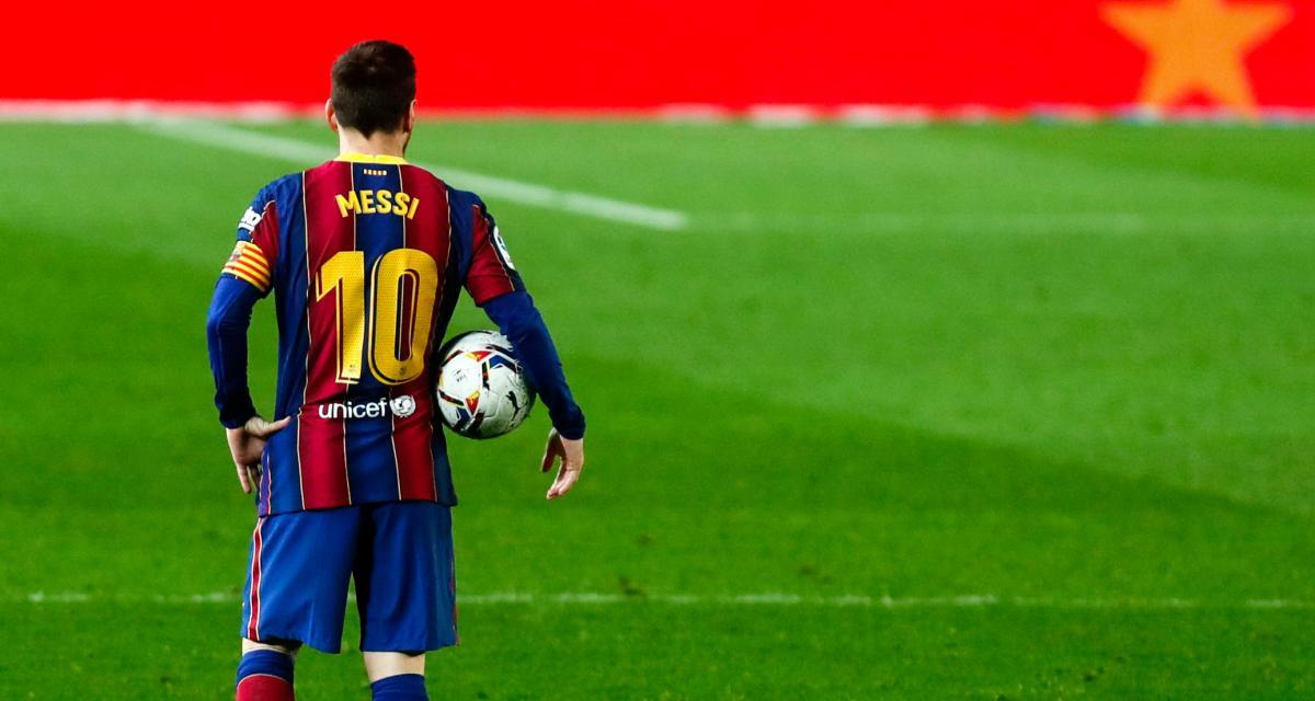 FC Barcelone : le dernier exploit de Messi a camouflé un énorme malaise