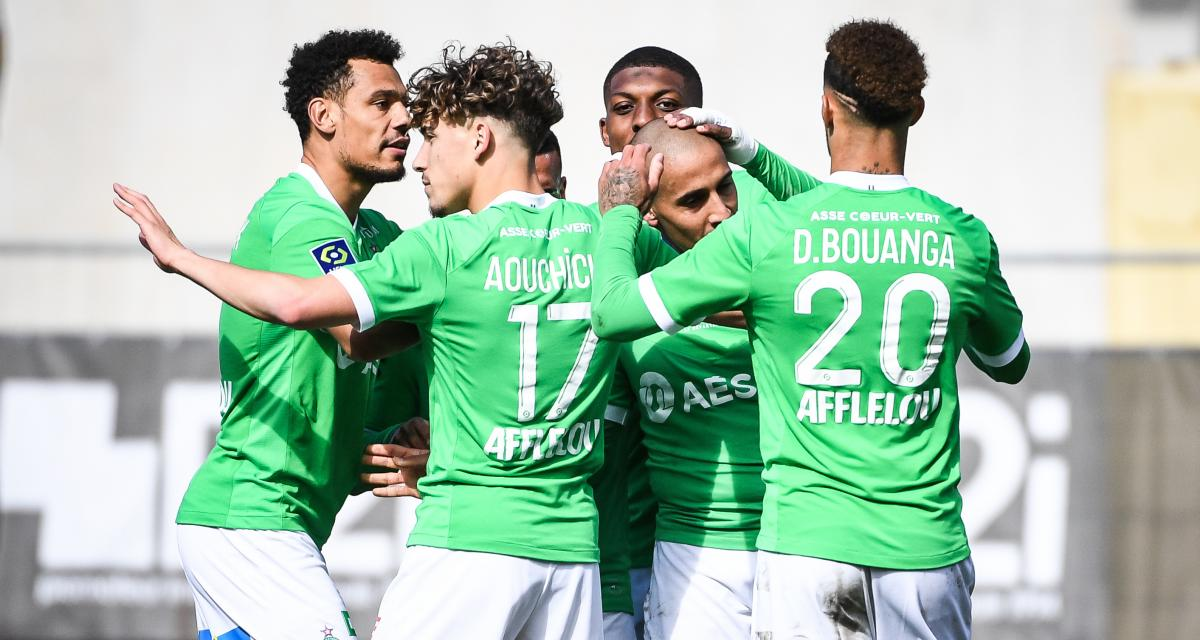 ASSE : Khazri n'a pas sauvé que Puel et les Verts à Angers