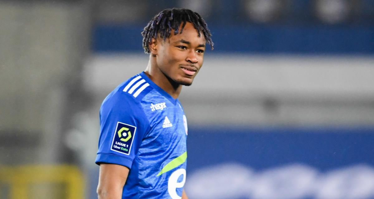 RC Strasbourg - Mercato : un transfert revu à la hausse pour Simakan ?