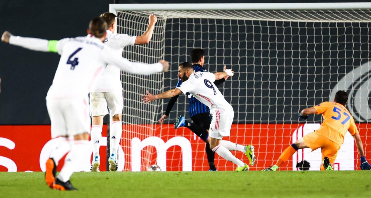 Real Madrid - Atalanta (3-1) : Benzema n'a pas besoin de Ronaldo, Ramos mérite une prolongation