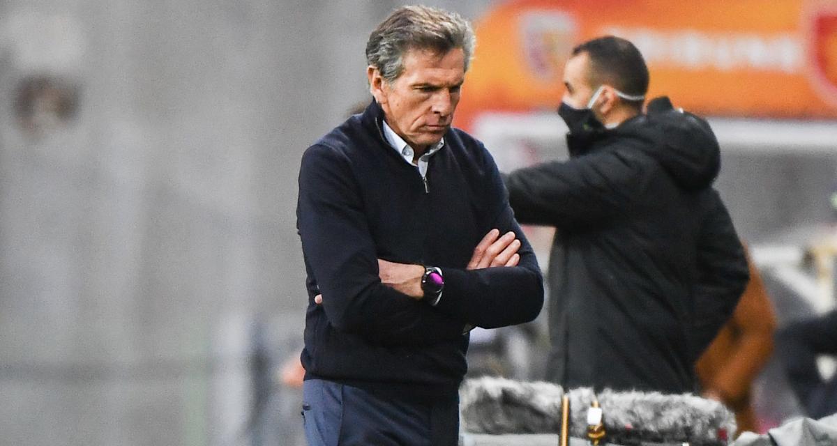 ASSE : 3 bonnes nouvelles tombe pour Puel, un gros doute subsiste avant Monaco