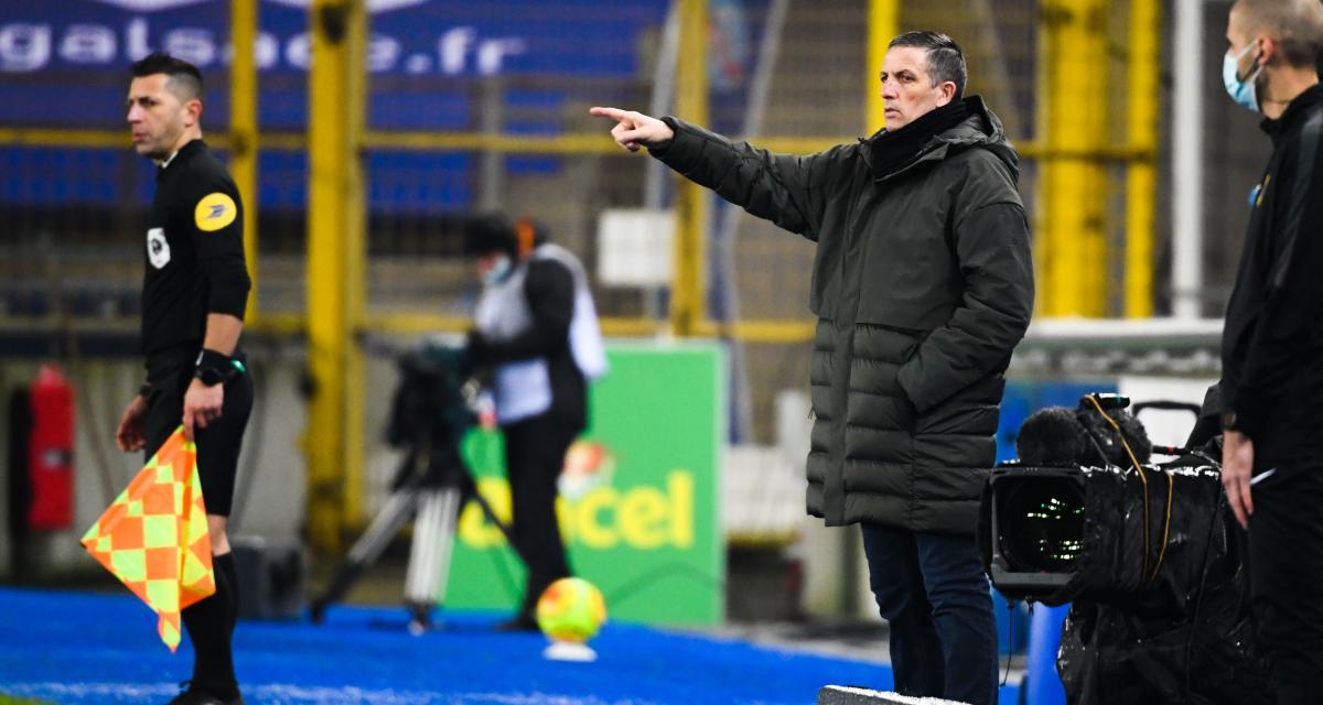 Ligue 1 : RC Strasbourg - RC Lens, les compositions (Kawashima et Banza titulaires)
