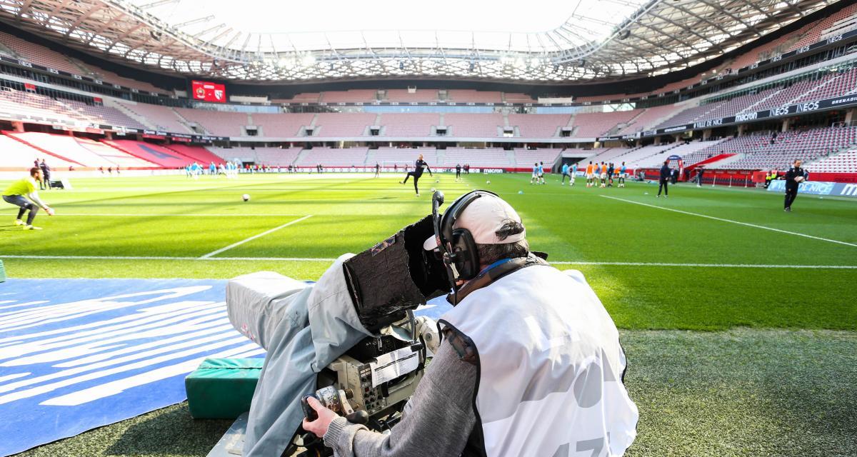Nice - OM : sur quelle chaîne voir le match ?