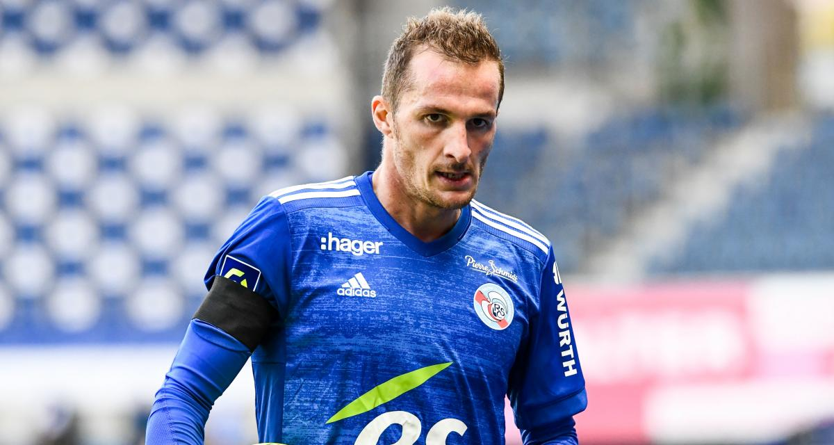 RC Strasbourg - Mercato : une figure du club en plein doute sur son avenir