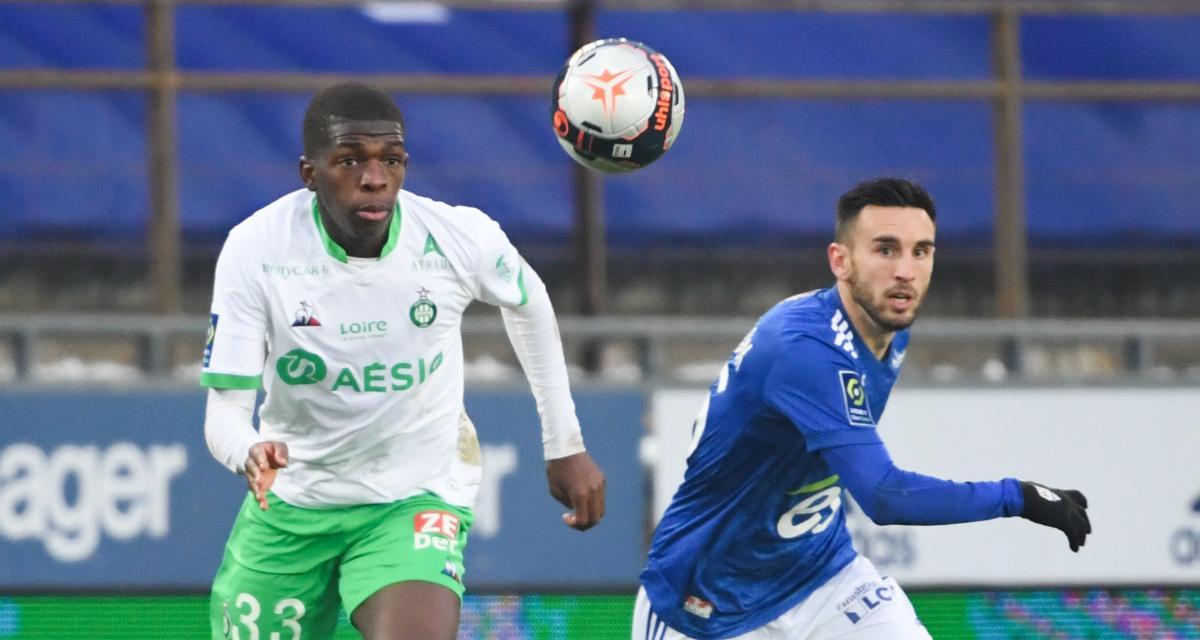 ASSE : le RC Strasbourg a joué un mauvais tour aux Verts