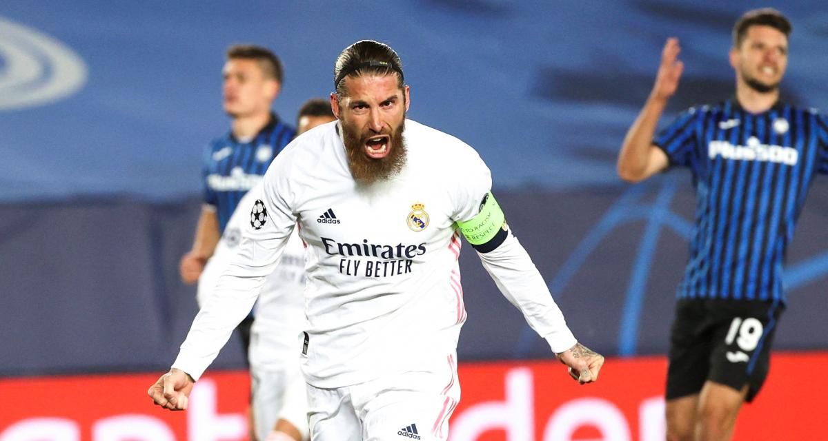 Real Madrid - Mercato : Ramos a l'argument ultime pour forcer Pérez à le détourner du PSG