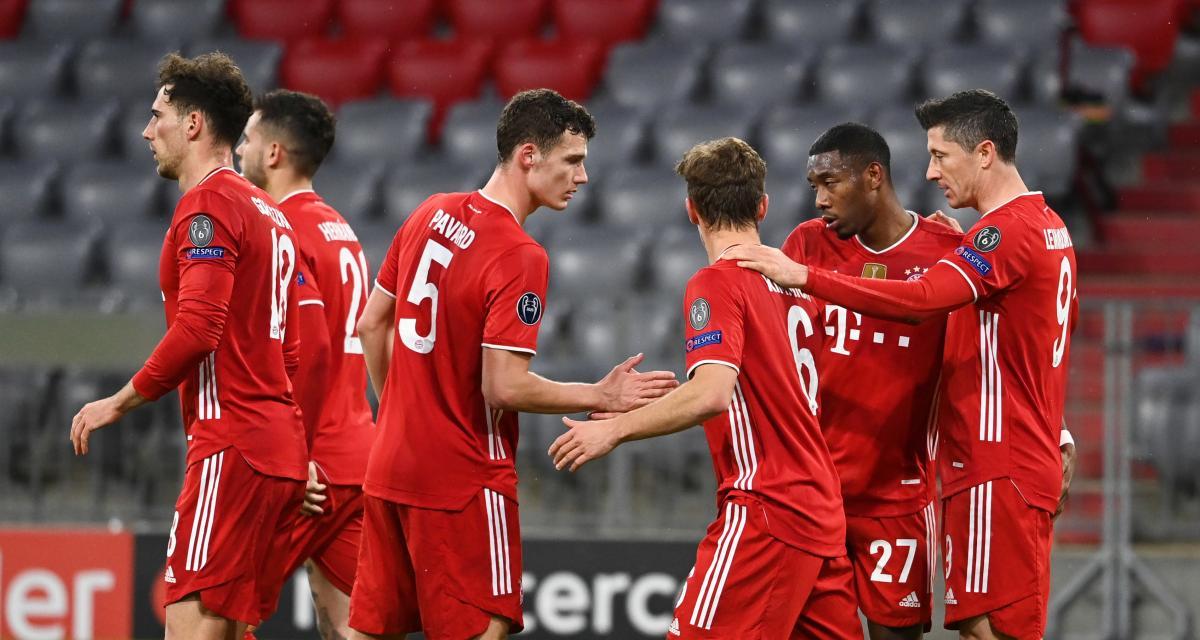 Résultats Champions League : le Bayern et Chelsea rejoignent le PSG en quarts (terminé)