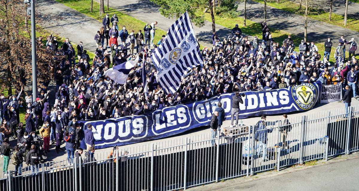 Girondins: le maire de la ville balance le prix d'achat du club