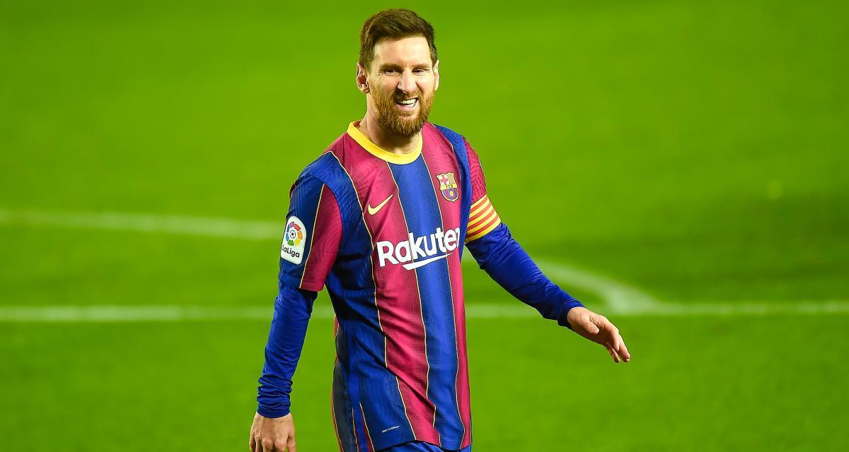 FC Barcelone – Mercato : Laporta réclamerait un effort ahurissant à Messi
