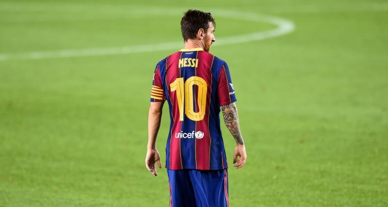 Le plan de Laporta pour Messi