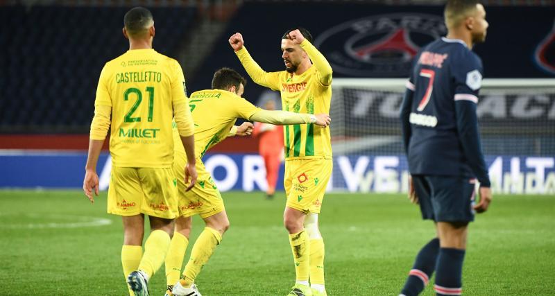 Même onze qu'à Paris pour Nantes ?
