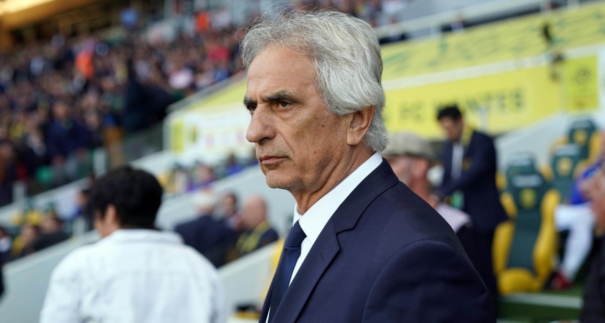 ASSE, FC Nantes : Halilhodzic déclare la guerre à la Ligue 1