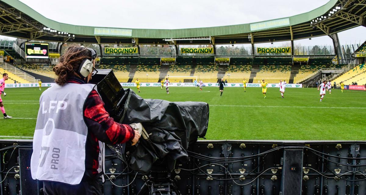 Nantes - Lorient : sur quelle chaîne voir le match ?