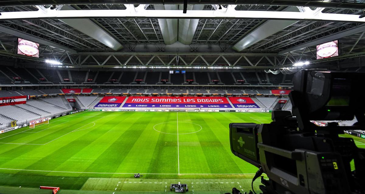 Lille - Nîmes : sur quelle chaîne voir le match ?
