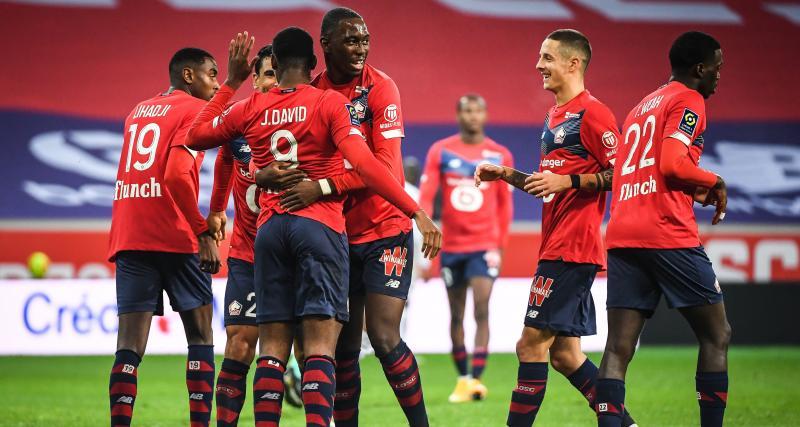 Lille - Nîmes sur Canal+Sport