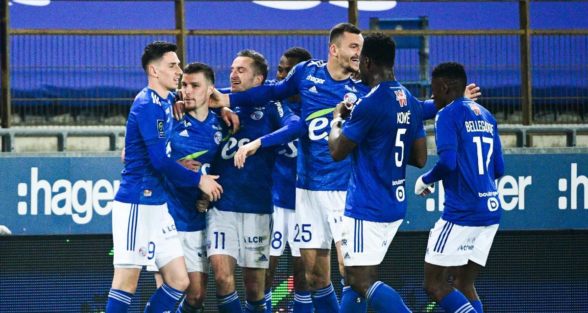 RC Strasbourg : Ajorque, Diallo... le Top 10 des salaires