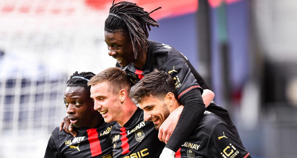 Stade Rennais : Nzonzi cartonne, Camavinga surprend... le Top 10 des salaires