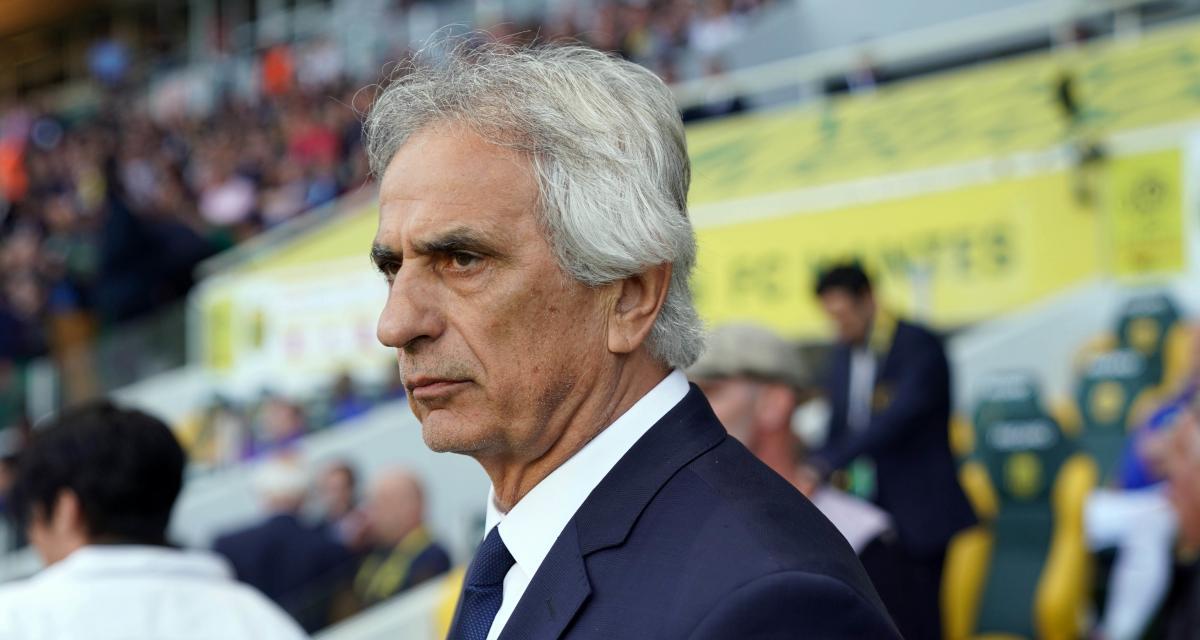 FC Nantes, Stade Rennais : Halilhodzic veut une rébellion contre le football français
