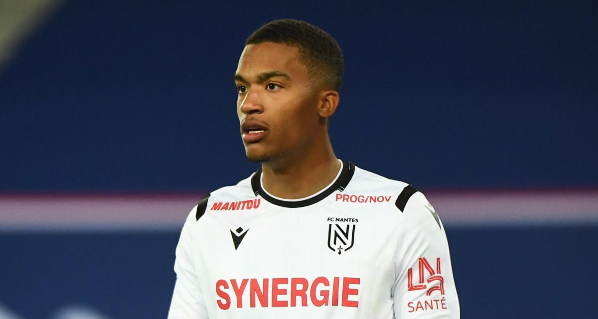 FC Nantes - Mercato : Alban Lafont évoque son futur