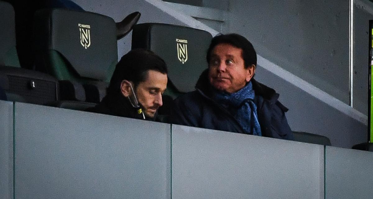 FC Nantes: les sponsors se dressent contre Kita, sa réponse est cinglante!