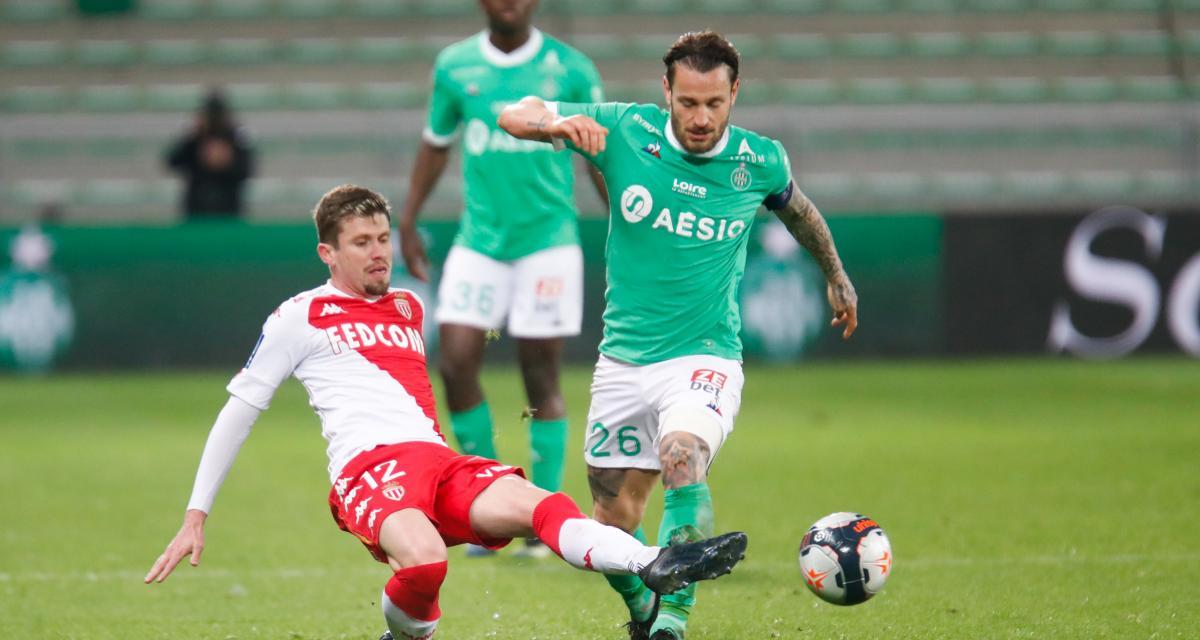 ASSE - AS Monaco (0-4) : Puel rend les armes, Debuchy suit ses traces !