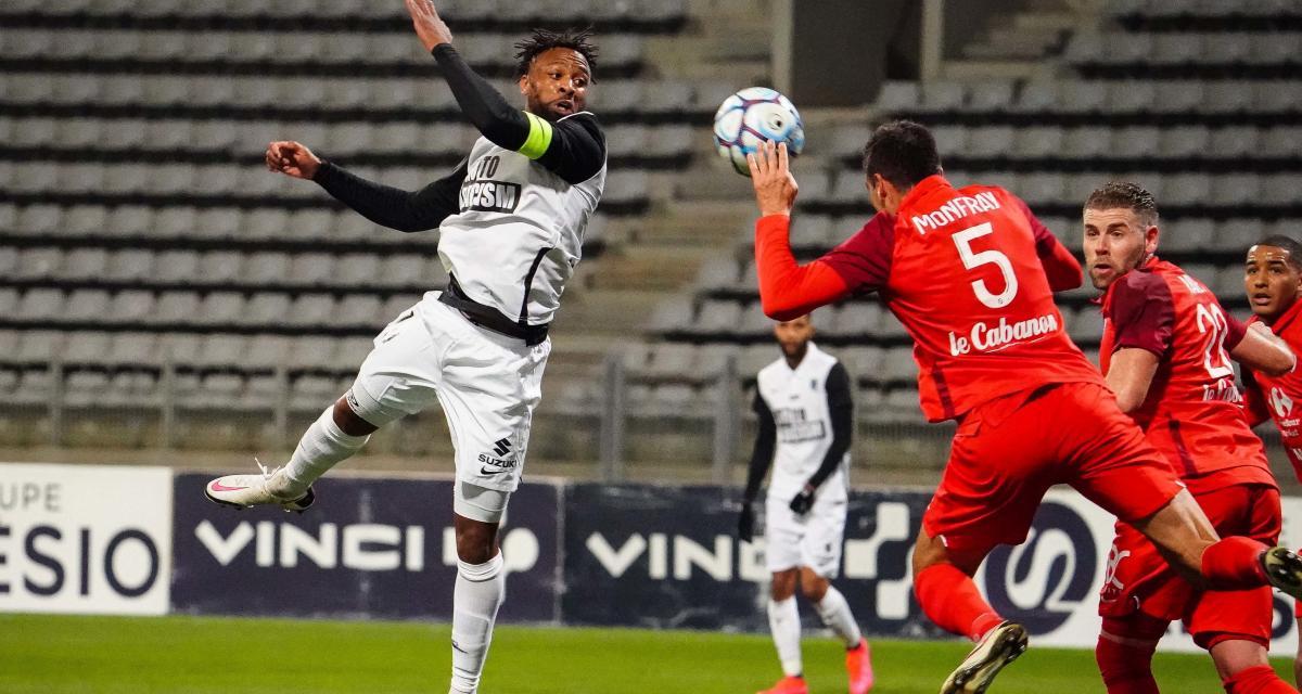 Résultats L2: l'ESTAC reste leader, Clermont et Toulouse se ratent, le PFC relancé