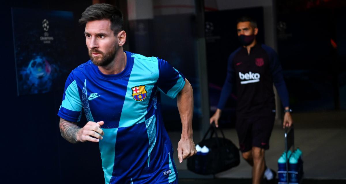 FC Barcelone, PSG - Mercato : des recrues débloquées, une avancée la semaine prochaine pour Messi ?