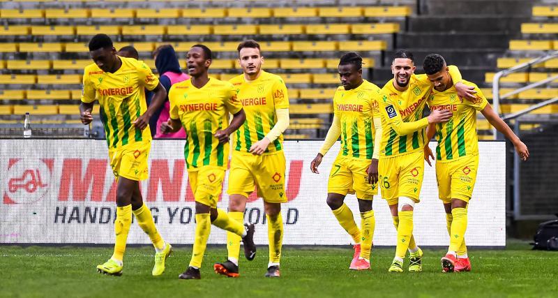 Résultats Ligue 1 : le FC Nantes devant, les Girondins et Reims accrochés, tous les scores à la mi-temps