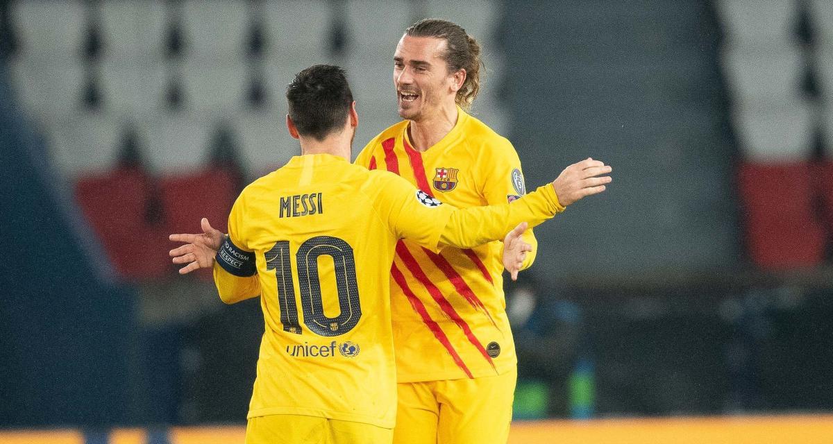 FC Barcelone : Griezmann a fait oublier Suarez à Messi