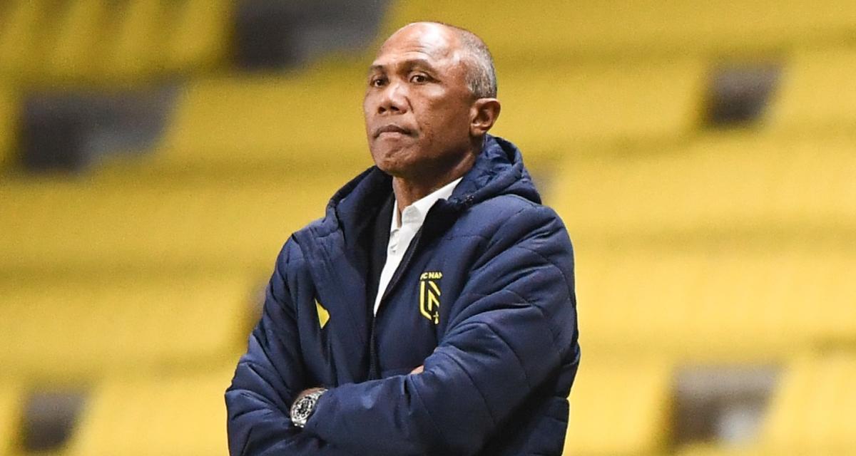 FC Nantes - FC Lorient (1-1) : Kombouaré travaille sur deux chantiers d'importance