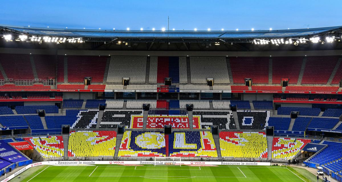 Ligue 1 : OL - PSG, les compos (Garcia avec son trio d'attaque, Mbappé sur un côté)