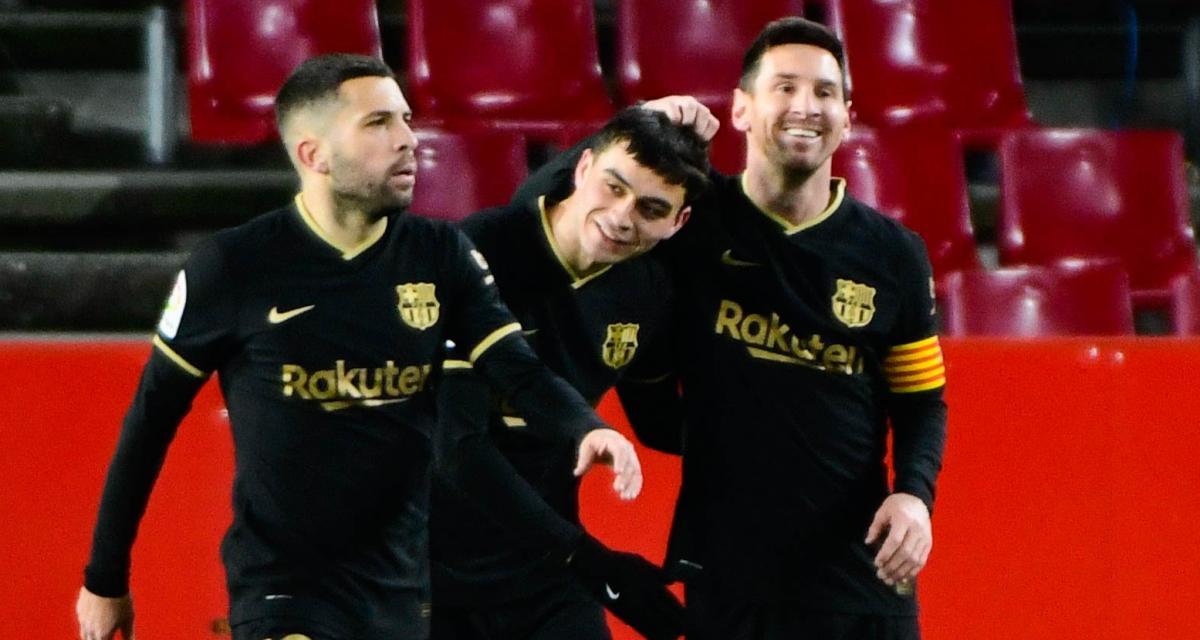 Résultat Liga : Real Sociedad 1-6 FC Barcelone (terminé)