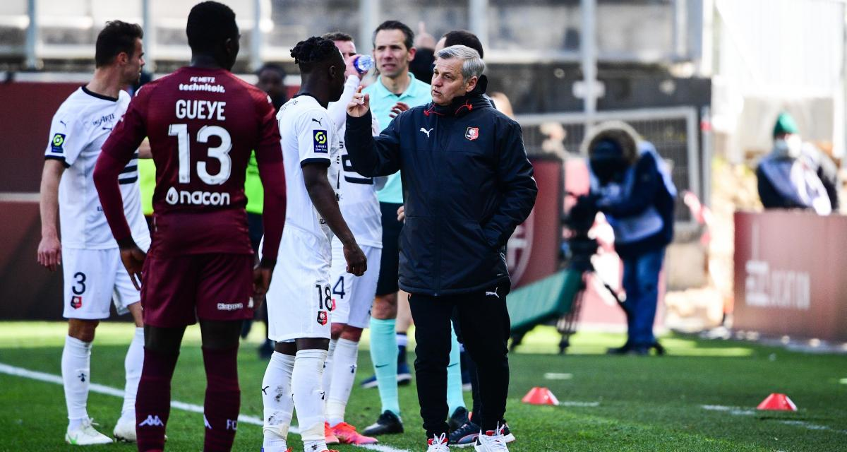 Stade Rennais : Genesio a offert un petit cadeau à ses joueurs