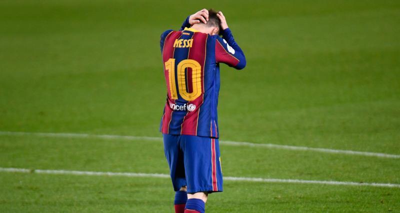 """Quand il joue contre le Bayern ou le PSG, Messi se cache"""