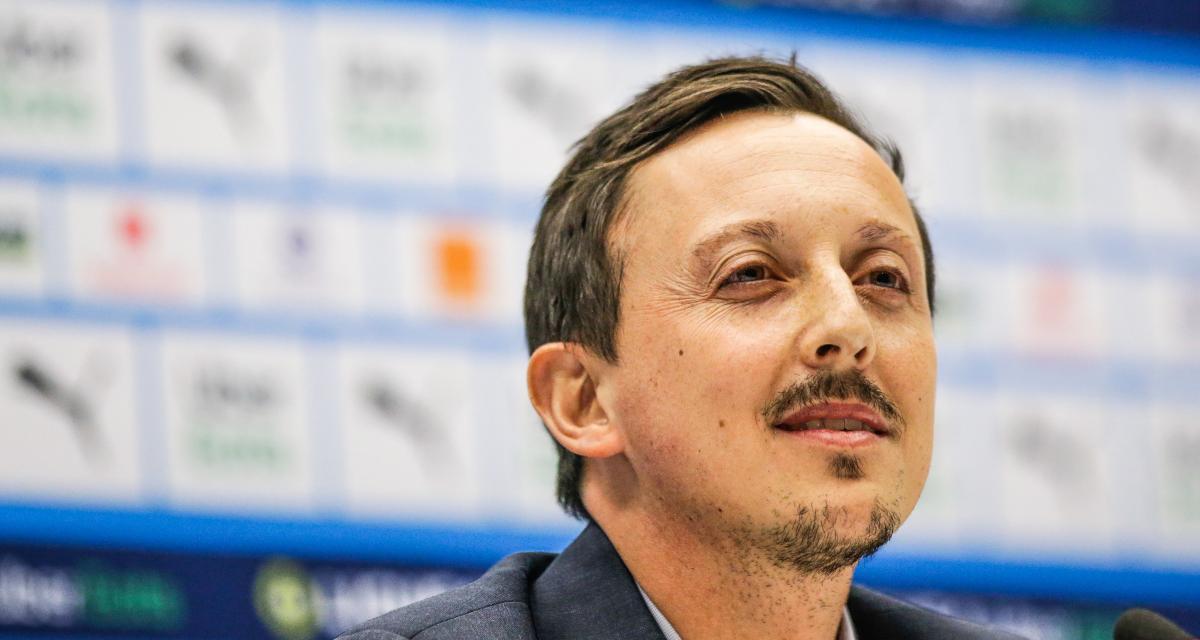 OM : ses nouvelles fonctions, Sampaoli, le retour des supporters... Pablo Longoria s'est confié