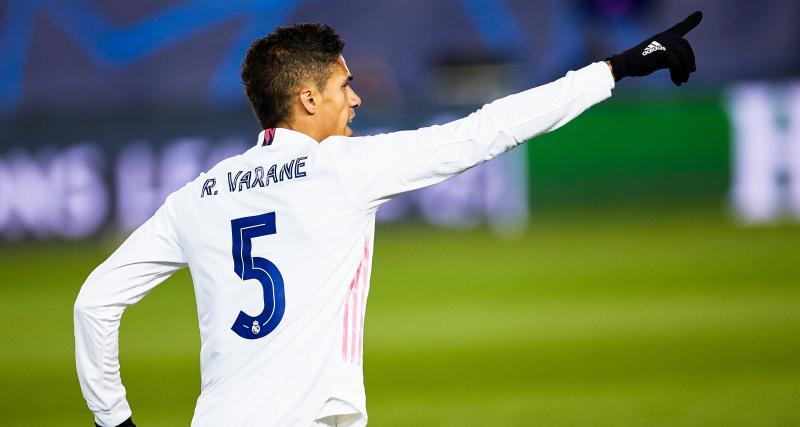 L'ultimatum du Real Madrid à Varane