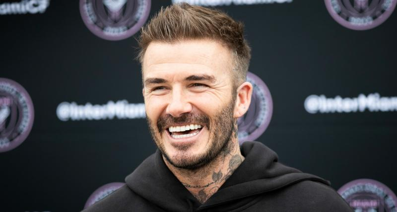 Beckham croit en son rêve américain