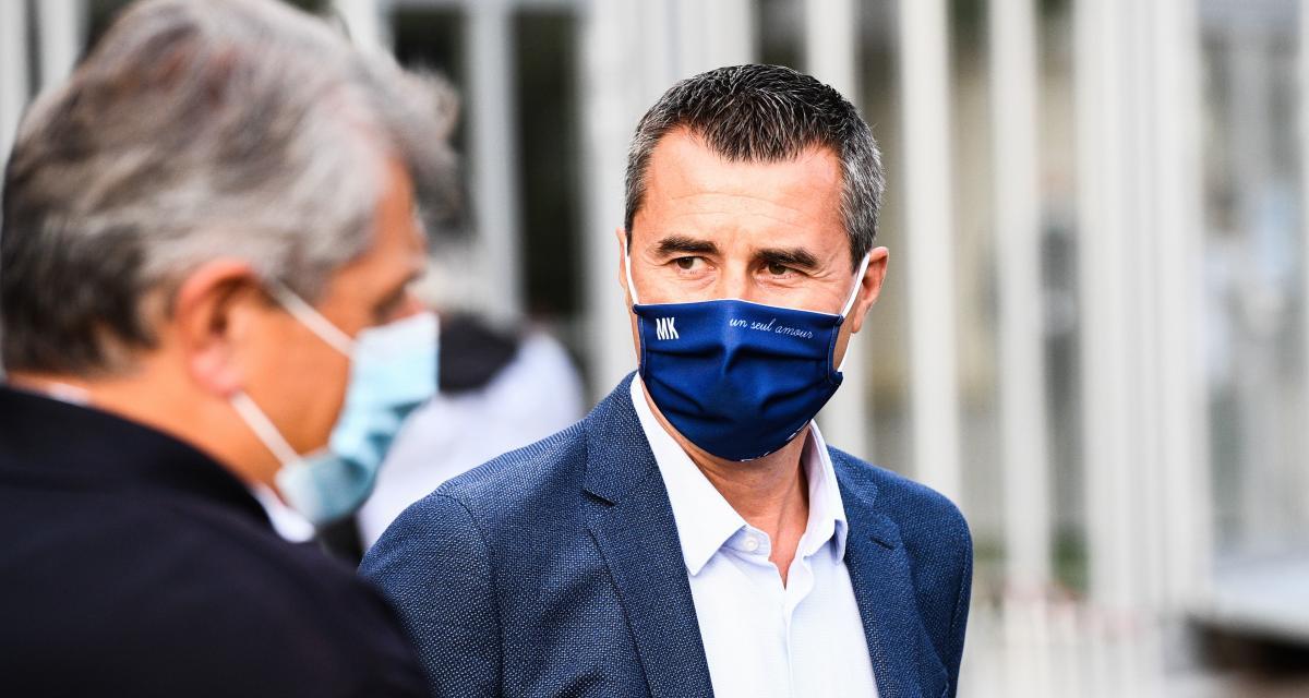 RC Strasbourg : un ancien de l'OL et un autre des Girondins en piste pour succéder à Laurey ?