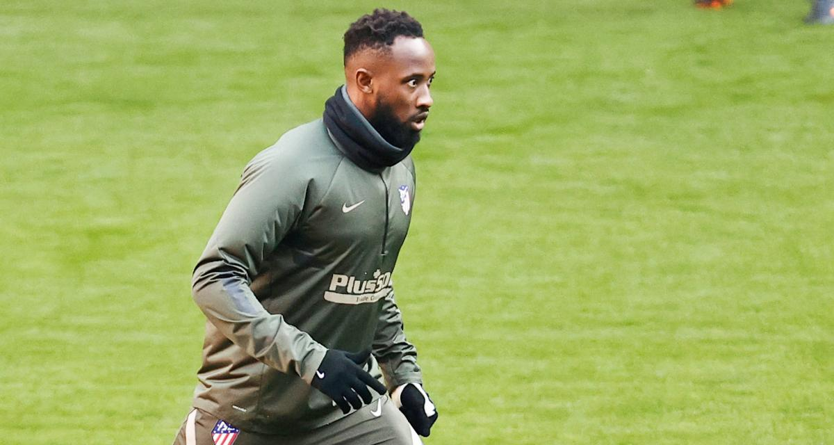OL - Mercato : grosse frayeur pour Moussa Dembélé à l'Atlético
