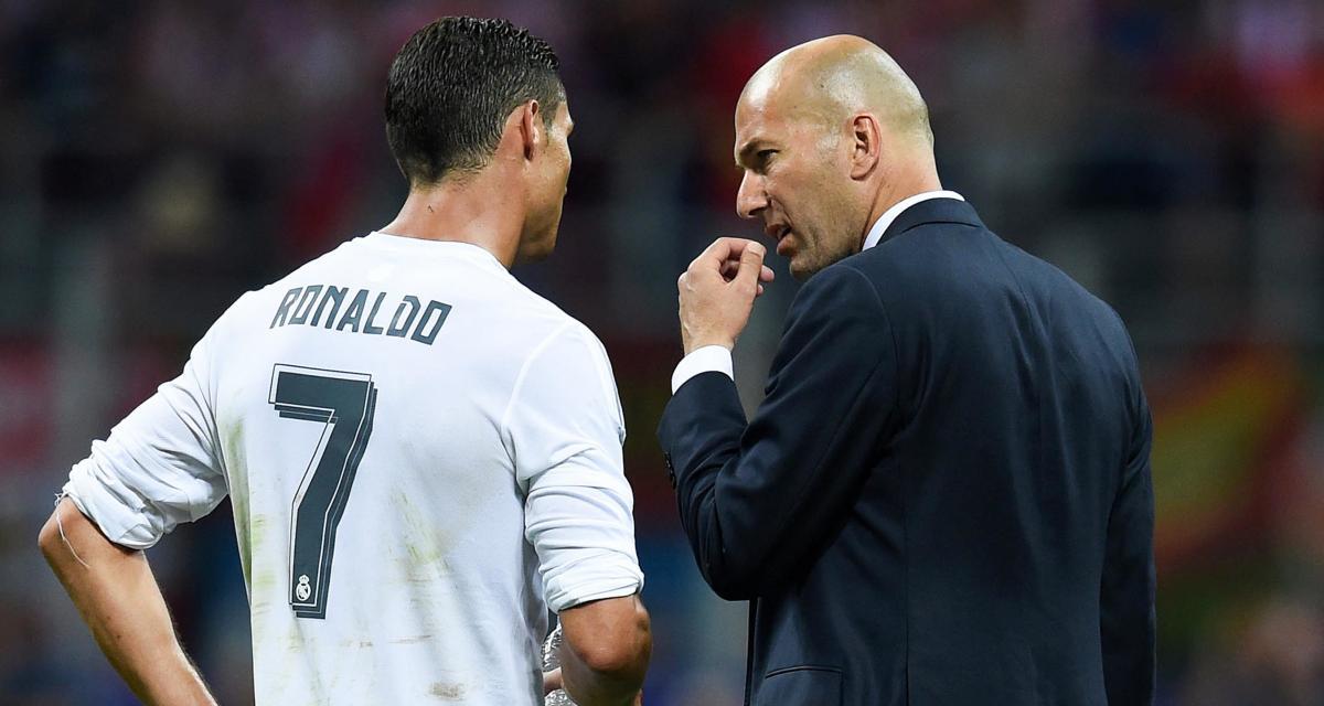 Real Madrid - Mercato : Zidane et Cristiano Ronaldo réunis... à la Juventus ?