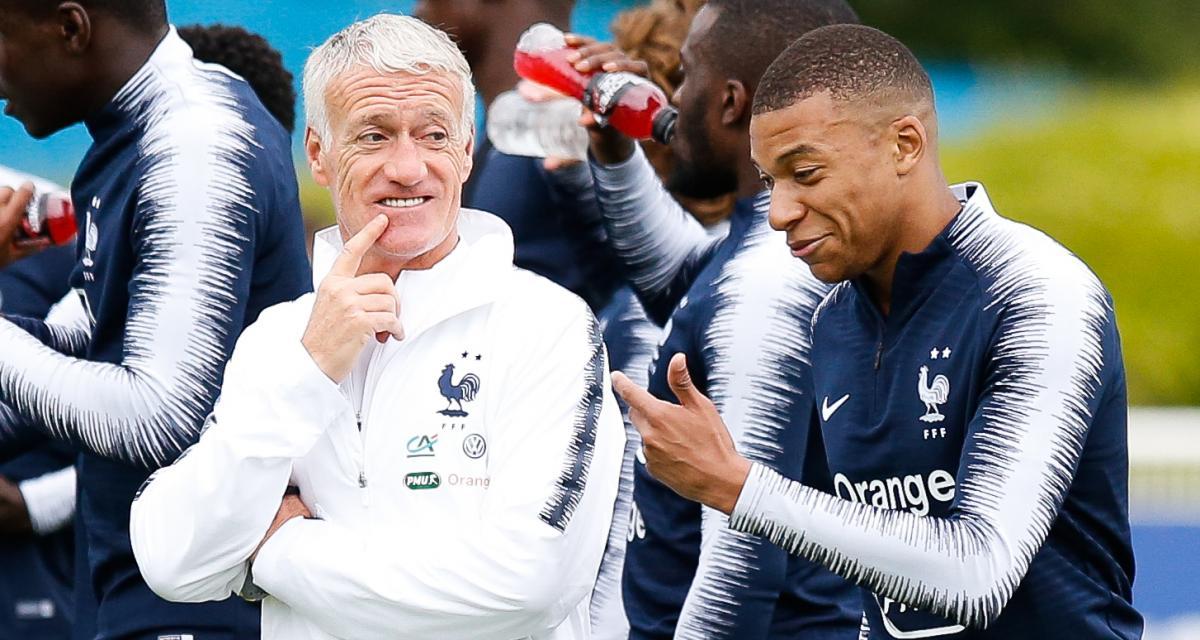 PSG : Deschamps a pointé un défaut rédhibitoire de Mbappé